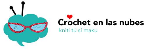 Crochet en las nubes logo