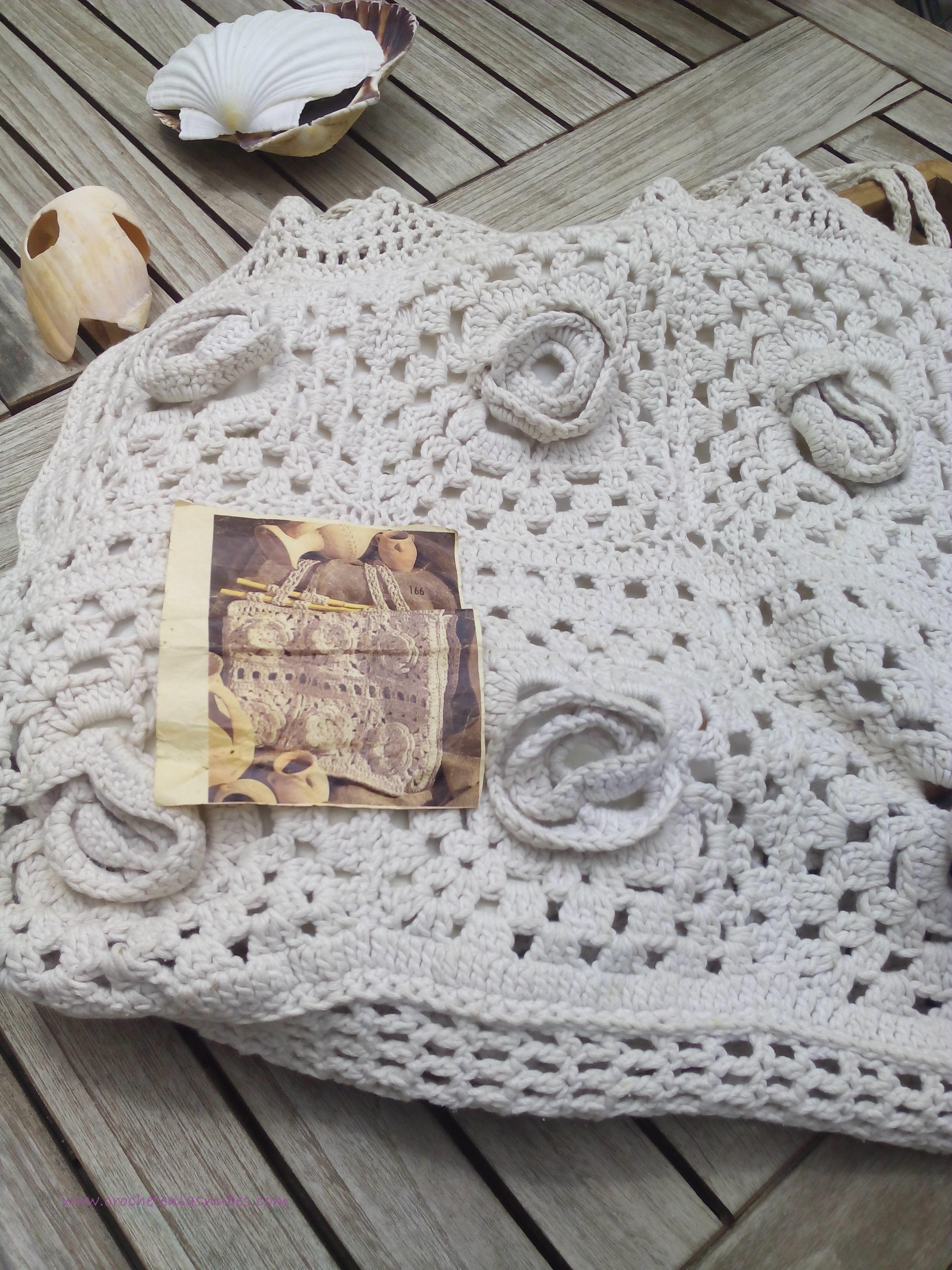 Gráfico o patrones | Crochet en las nubes