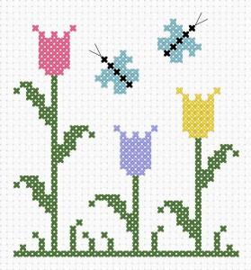 patrones-de-punto-de-cruz-de-flores3